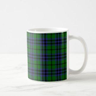 Tartán del escocés de Austin Taza De Café