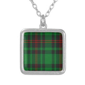 Tartán del escocés de Beverdige Colgante Cuadrado
