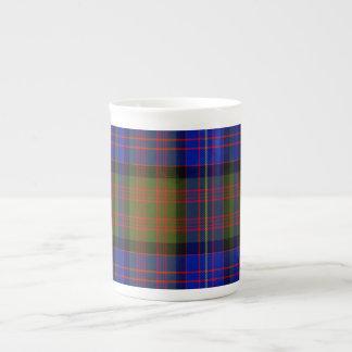 Tartán del escocés de Cochrane Taza De Porcelana