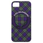 Tartán del escocés de Colquhoun iPhone 5 Case-Mate Funda