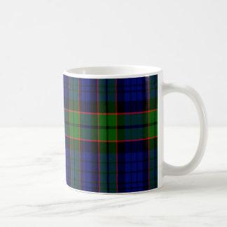 Tartán del escocés de Fletcher Taza De Café