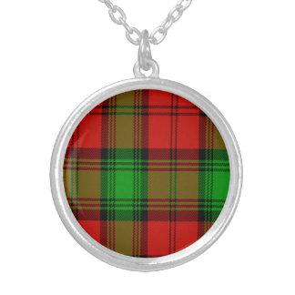 Tartán del escocés de Fotheringham Colgante Redondo