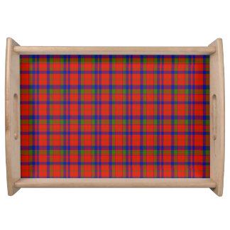Tartán del escocés de Hobson Bandeja