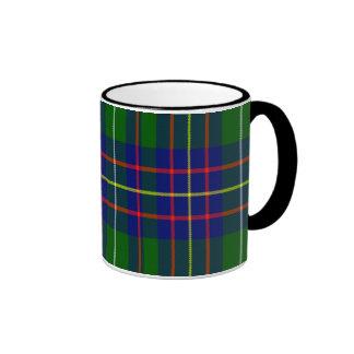 Tartán del escocés de Inglis Taza A Dos Colores