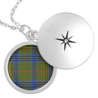 Tartán del escocés de Kennedy Medallones