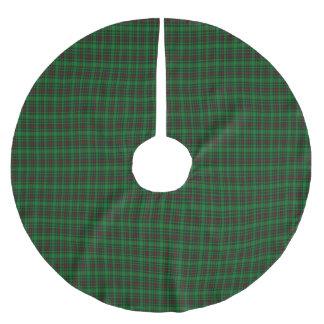 Tartán del escocés de Kinloch Falda Para Arbol De Navidad De Poliéster