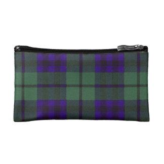 Tartán del escocés de la tela escocesa del clan de