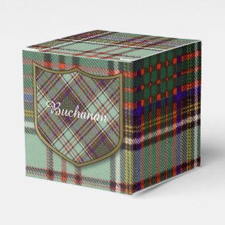 Tartán del escocés de la tela escocesa del clan de cajas para detalles de boda