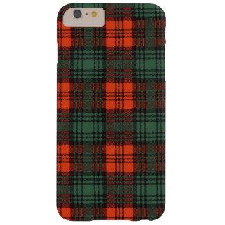 Tartán del escocés de la tela escocesa del clan de funda barely there iPhone 6 plus