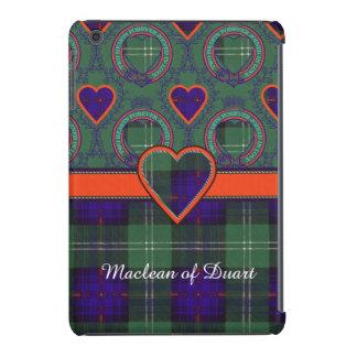 Tartán del escocés de la tela escocesa del clan de fundas de iPad mini
