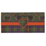Tartán del escocés de la tela escocesa del clan de memoria USB 3.0 de madera