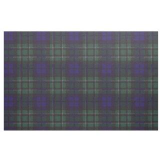 Tartán del escocés de la tela escocesa del clan de telas