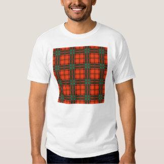 Tartán del escocés de la tela escocesa del clan playera