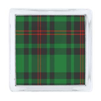 Tartán del escocés de Lundin Insignia Plateada