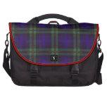 Tartán del escocés de Mackinlay Bolsas Para Ordenador