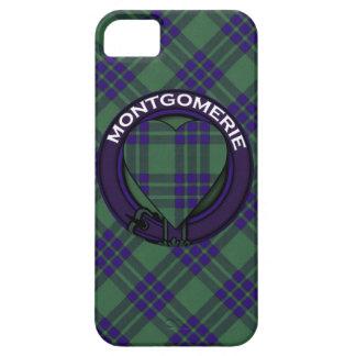 Tartán del escocés de Montgomerie Funda Para iPhone SE/5/5s