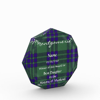 Tartán del escocés de Montgomerie