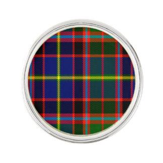 Tartán del escocés de Norvel Insignia