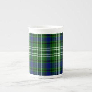 Tartán del escocés de Spottiswood Taza De Porcelana