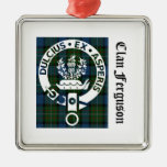 Tartán del escudo de Ferguson del clan Ornamentos Para Reyes Magos