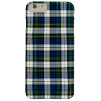 Tartán del vestido de Gordon del clan Funda De iPhone 6 Plus Barely There