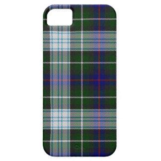 Tartán del vestido de MacKenzie del clan iPhone 5 Carcasas