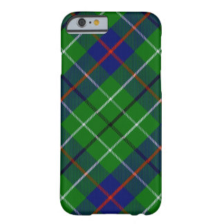 Tartan Duncan iPhone 6/6S Barely There Case