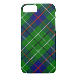 Tartan Duncan iPhone 7 Barely There Case