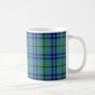 Tartán escocés de Keith del clan Taza