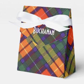 Tartán escocés de la falda escocesa de la tela caja para regalos