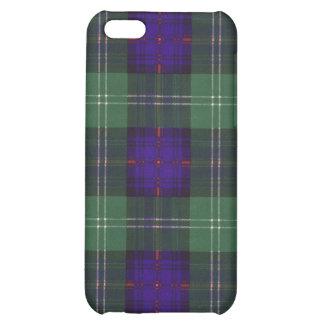 Tartán escocés de la falda escocesa de la tela