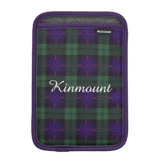 Tartán escocés de la falda escocesa de la tela fundas iPad mini