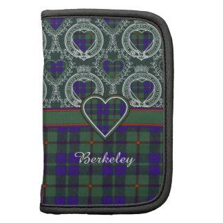 Tartán escocés de la falda escocesa de la tela planificadores