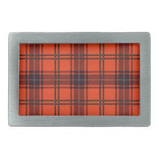 Tartán escocés de la hebilla del cinturón - Wemyss Hebilla Cinturón