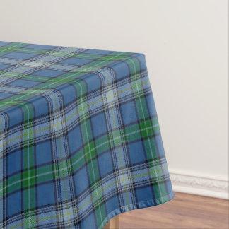 Tartán escocés de MacDowall McDowell del clan Mantel