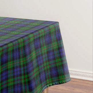 Tartán escocés de MacEwen Ewen del clan Mantel