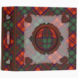 """Tartán escocés del clan de Grant - tela escocesa Carpeta 2"""""""