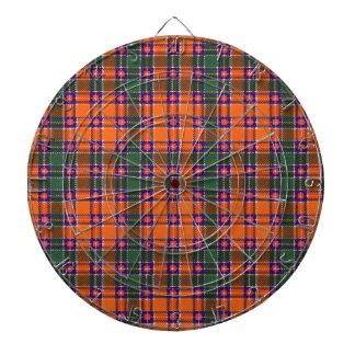 Tartán escocés del clan de Jacobite - tela