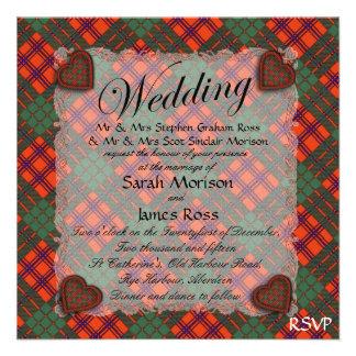 Tartán escocés del clan de Ross - tela escocesa Anuncio
