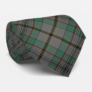 Tartán escocés del monograma de Craig C del clan Corbatas Personalizadas