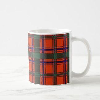 Tartán escocés real - Dalzell - taza