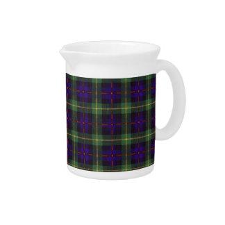 Tartán escocés real - Farquarson Jarras Para Bebida