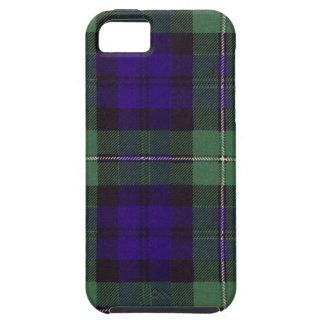Tartán escocés real - Forbes iPhone 5 Carcasa