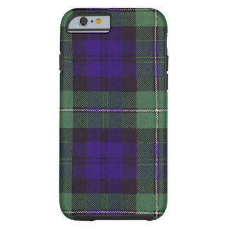 Tartán escocés real - Forbes Funda Para iPhone 6 Tough