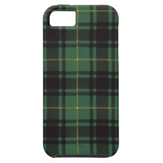 Tartán escocés real - Macarthur - dibujado por iPhone 5 Protector