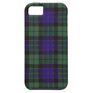 Tartán escocés real - Mackay iPhone 5 Cobertura