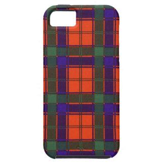 Tartán escocés real - Robertson iPhone 5 Carcasas