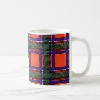 Tartán escocés real - Sinclair Taza Clásica