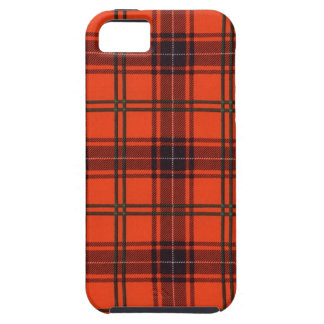 Tartán escocés real - Wemyss iPhone 5 Carcasas