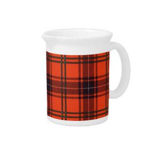 Tartán escocés real - Wemyss Jarrón